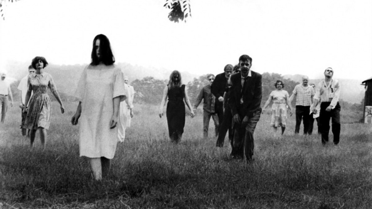 Night of the Living Dead, George A. Romero